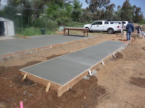 concrete slab 2